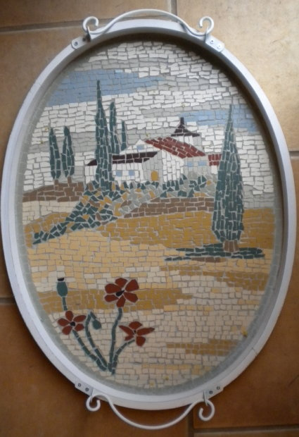 "Tablett ""Toscana"""