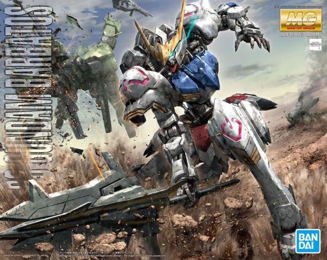"Gundam Barbatos ""Gundam IBO"", Bandai Spirits MG 1/100"