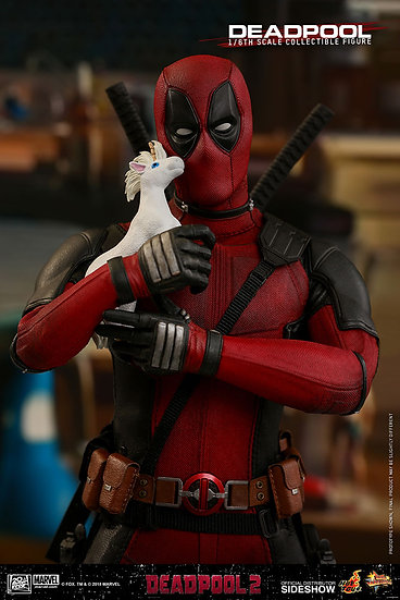 Deadpool 2.0 by Hot Toys 1/6