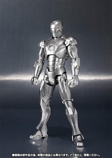 "Iron Man Mark II & Hall of Armor Set ""Iron Man"" Bandai SH Figuarts"