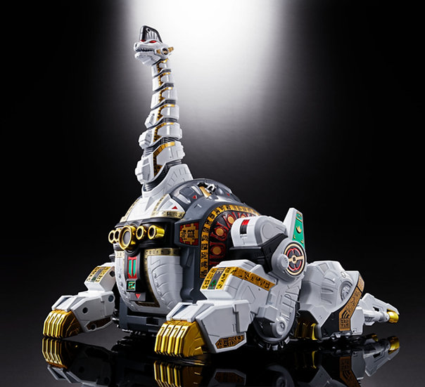 GX-85 Titanus Mighty Morphin Power Rangers Bandai Soul of Chogokin