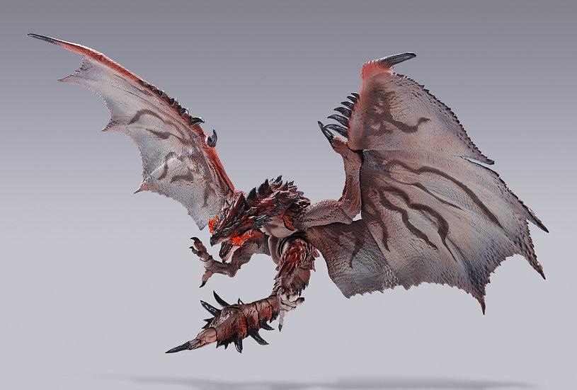 """Rathalos """"Monster Hunter"""", Bandai Tamashii Nations S.H. MonsterArts"""