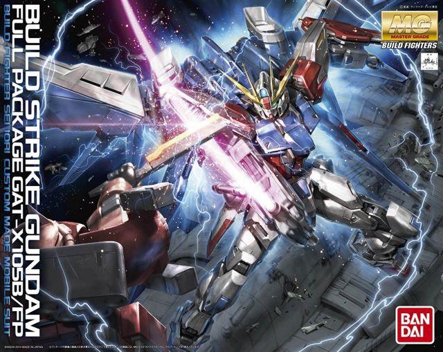 Gundam Build Strike 1/100 Bandai MG