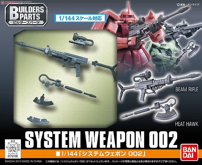 System Weapon 002 1/144 Bandai