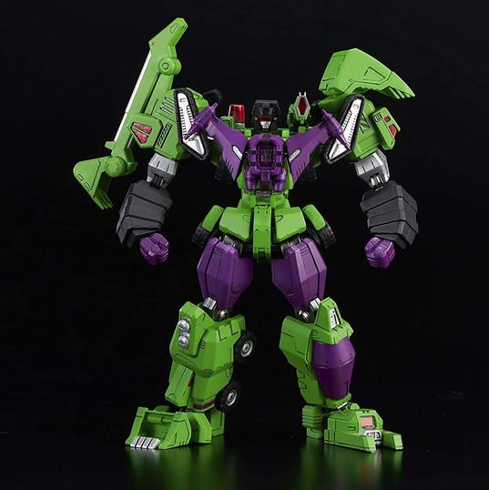 "Devastator ""Transformers"", Flame Toys Model Kit"