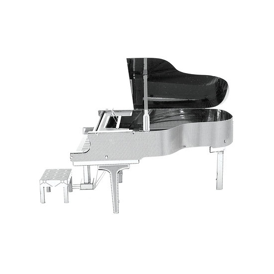 Music - Grand Piano by Metal Earth