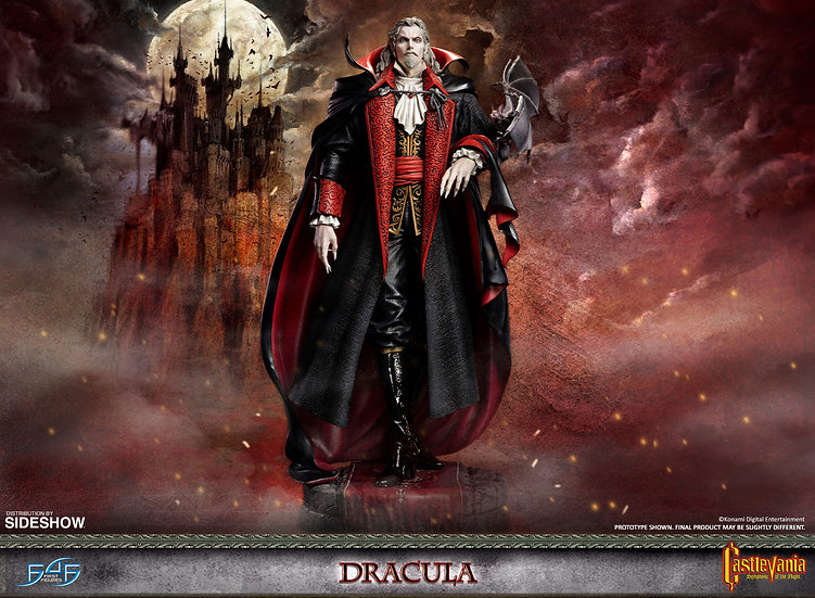 Dracula (Standard Edition) Statue by First 4 Figures