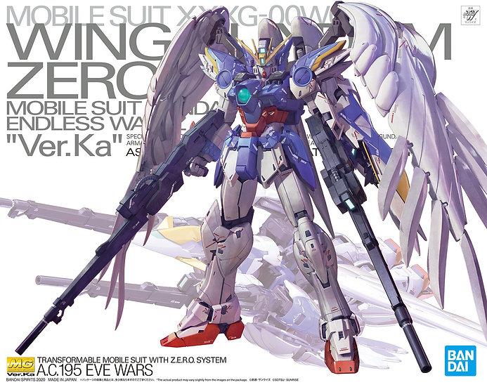 "Wing Gundam Zero (EW) Ver.Ka ""Endless Waltz"", Bandai Spirits MG 1/100"