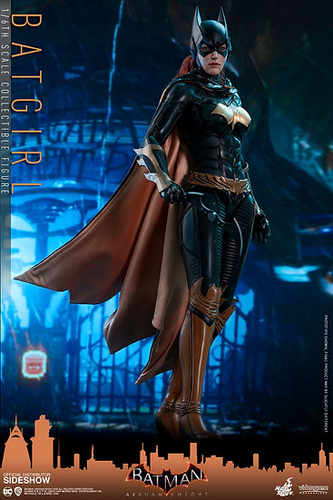 Batgirl Video Game Masterpiece Series - Batman: Arkam Knight by Hot Toys