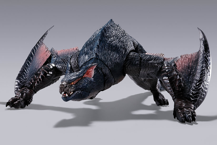 "Nargacuga ""Monster Hunter"", Bandai Tamashii Nations S.H. MonsterArts"