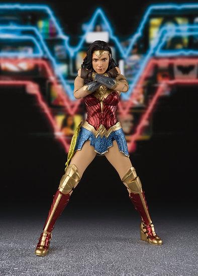 Wonder Woman 84 Bandai Tamashii Nations SH Figuarts