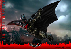 Batman Beyond Video Game Masterpiece Series Arkam Knight by Hot Toys - Pre Orden