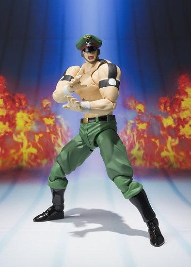 Brocken Jr OCE Kinnikuman SH Figuarts Bandai