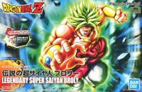 "Legendary Super Saiyan Broly (New PKG Ver) ""Dragon Ball Z"", Bandai Figure-rise S"