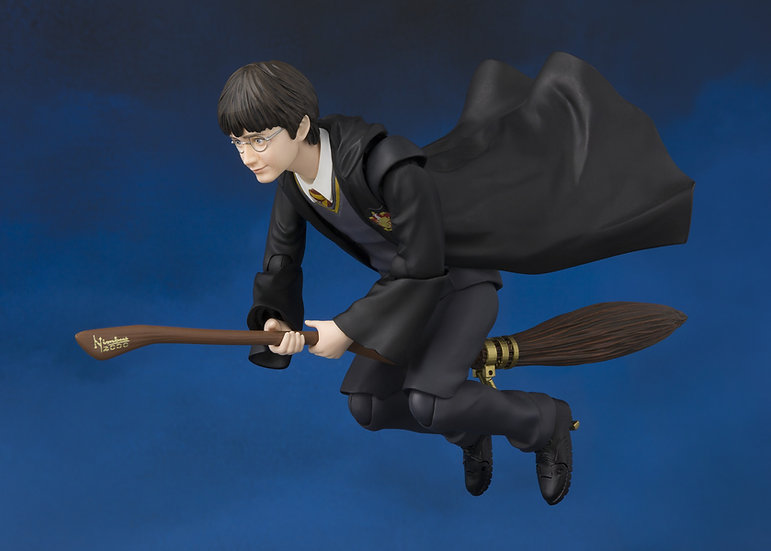 """Harry Potter """"Harry Potter and the Sorcerer's Stone"""" Bandai SH Figuarts"""