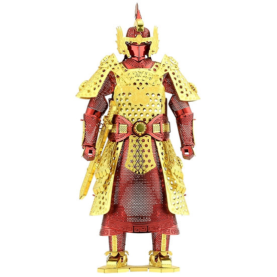 Armor Series - Chinese (Ming) - NEW by Metal Earth