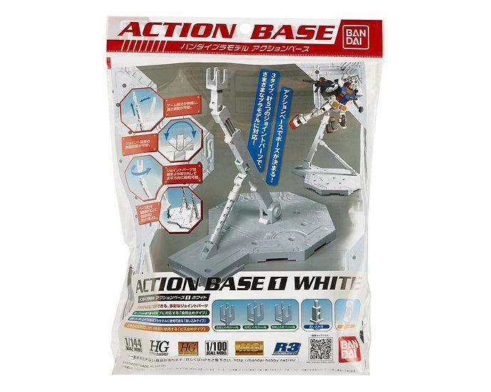 Action Base 1 Blanca Stand 1/100 Bandai