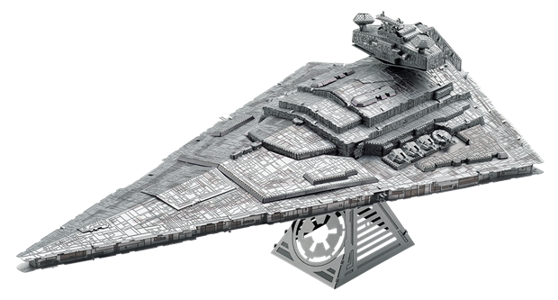 Star Wars Imperial Star Destroyer by ICONX