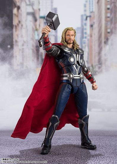 Thor Avengers Assembe Edition Avengers Bandai SH Figuarts