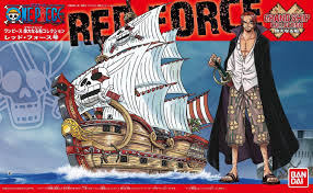 04 Red Force Model Ship, Bandai One Piece GSC