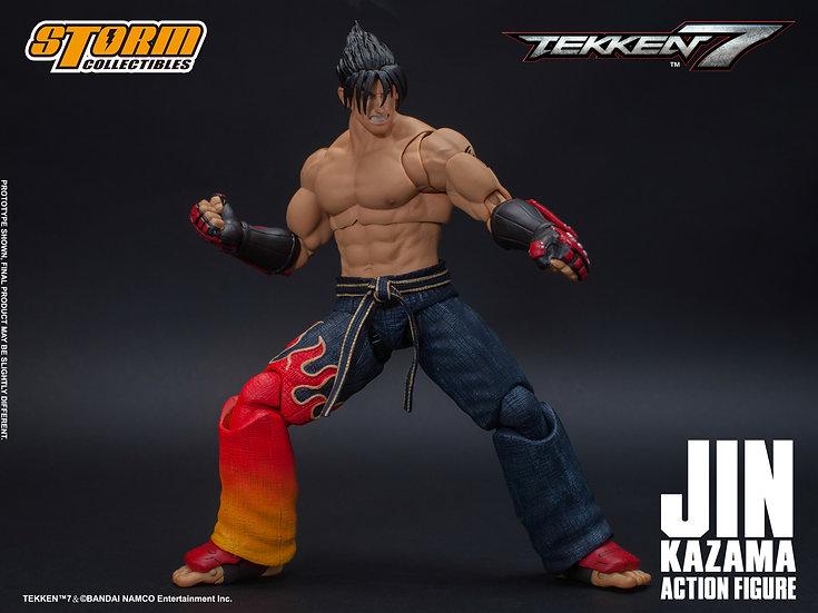 "Jin Kazama ""Tekken 7"", Storm Collectibles 1/12 Pre Orden"