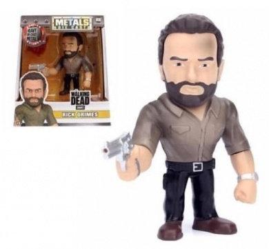 The Walking Dead Rick Jada toys, 100% metal 13 cm