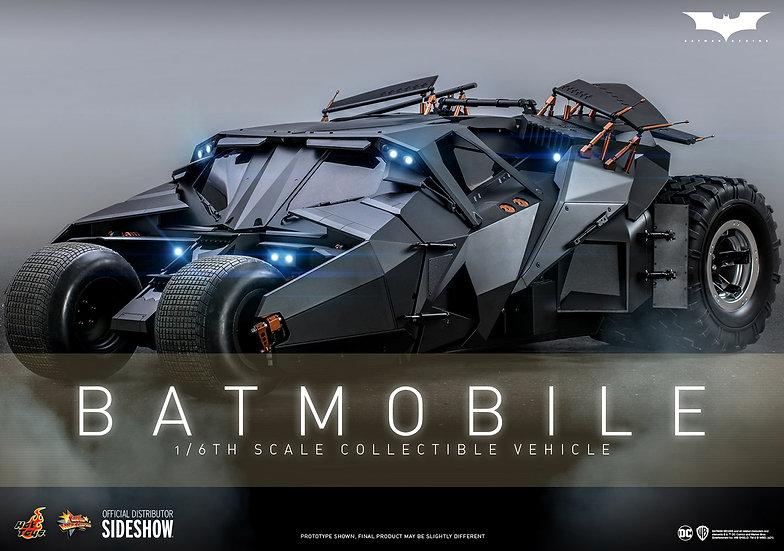 Batmobile Batman Begins by Hot Toys Pre Orden