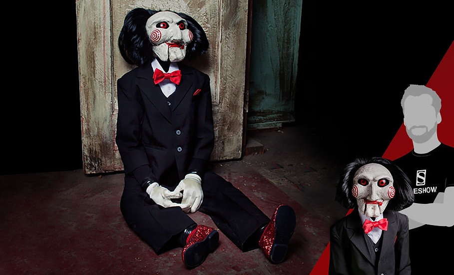 Billy the Puppet Prop Replica by Trick or Treat Studios