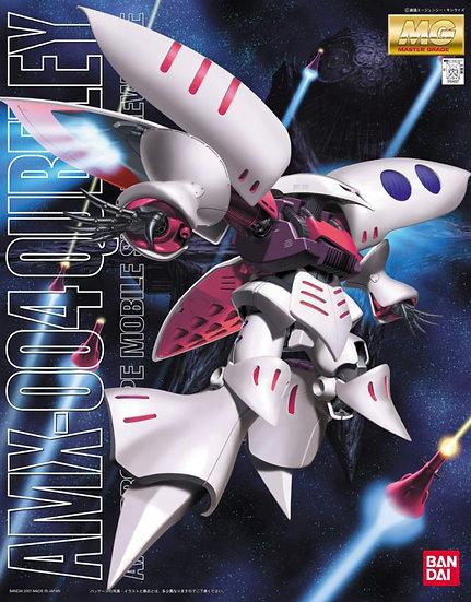 "Qubeley ""Z Gundam"", Bandai MG 1/100"