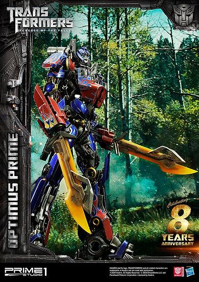Optimus Prime Statue by Prime 1 Studio Museum Masterline