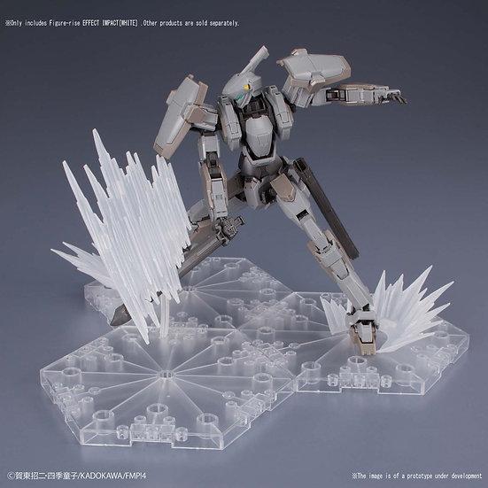 Shockwave White, Bandai Figure-rise Effect