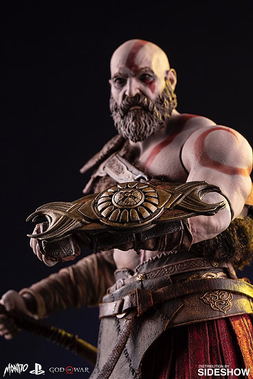 Kratos Deluxe Sixth Scale Figure by Mondo