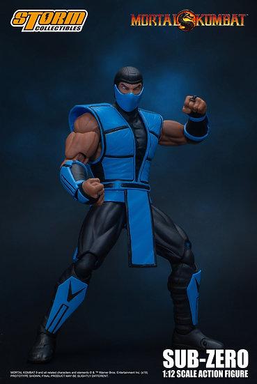 """Sub Zero """"Mortal Kombat 3""""  Storm Collectibles 1/12"""