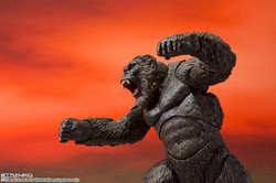 Kong de GODZILLA VS. KONG 2021 Tentative Bandai Spirits S.H.Monsterarts Pre Orde