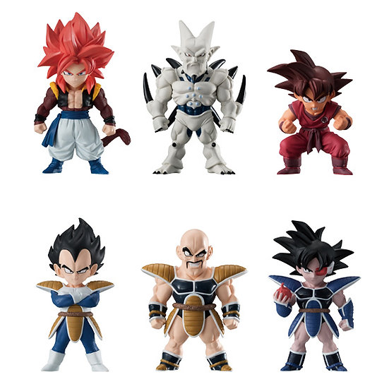 Dragon Ball Adverge 8 Bandai Adverge