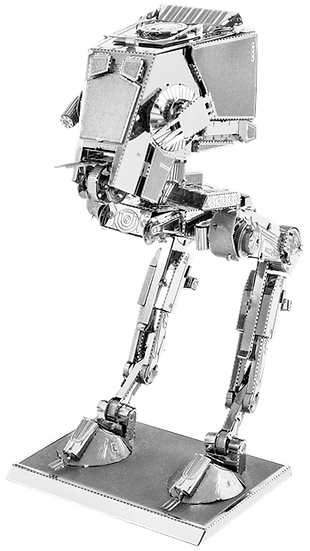 Star Wars AT-ST by Metal Earth