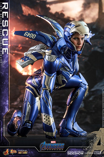 Rescue Avengers End Game Sixth Scale Figure by Hot Toys 1/6