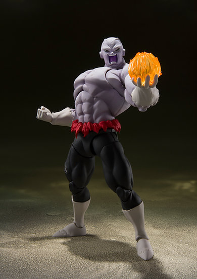 "Jiren -Final Battle- ""Dragon Ball Super"" Bandai Tamashii Nations SH Figuarts"