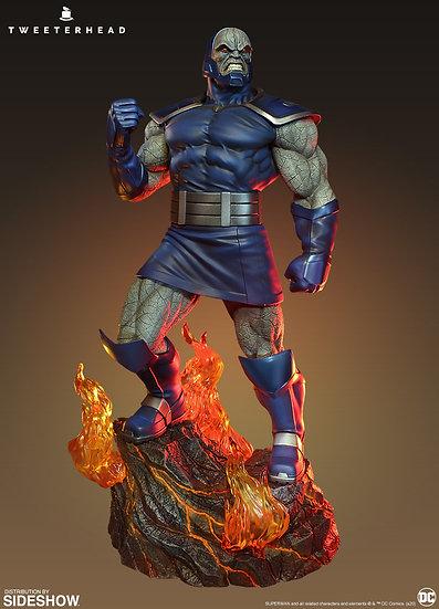 Super Powers Darkseid Maquette by Tweeterhead