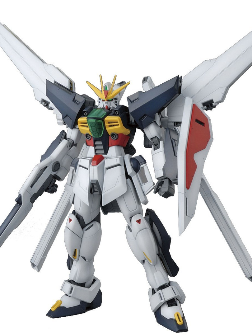 Gundam Double X, Bandai Master Grade