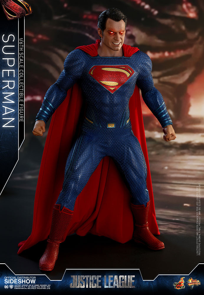 Superman Justice League by Hot Toys 1/6