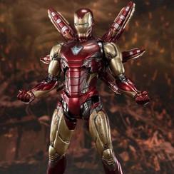 Iron Man Mark 85 Avengers: Endgame SH Figuarts Bandai