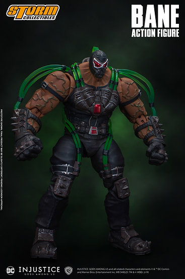 """Bane """"Injustice: Gods Among Us"""", Storm Collectibles 1/12"""