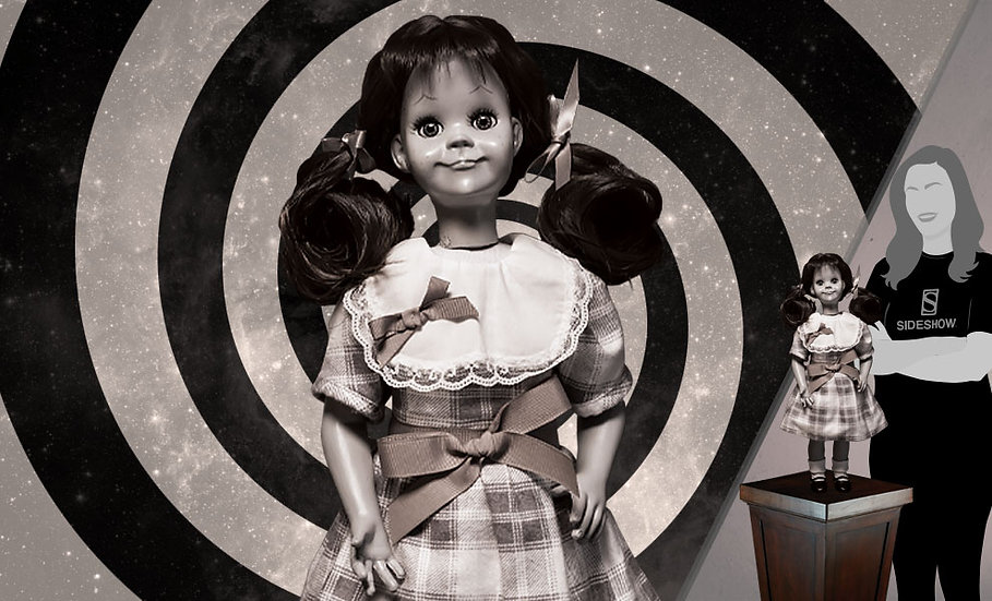Talky Tina Doll by Trick or Treat Studios 1/1 Scale