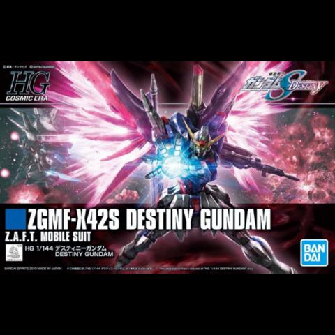 "#224 Destiny Gundam ""Gundam SEED Destiny"", Bandai HGCE 1/144"
