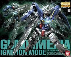 Gundam Exia Ignition Mode Bandai Master Grade