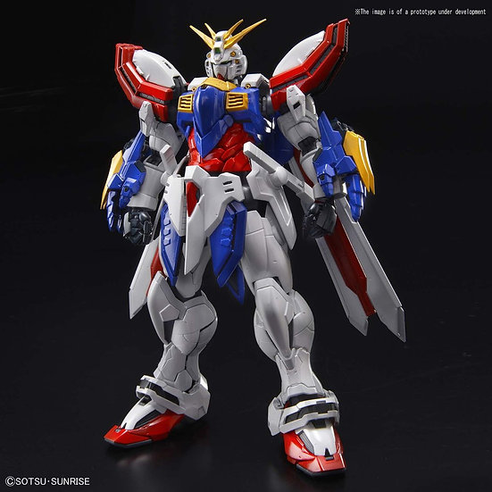 God Gundam Hi-Resolution