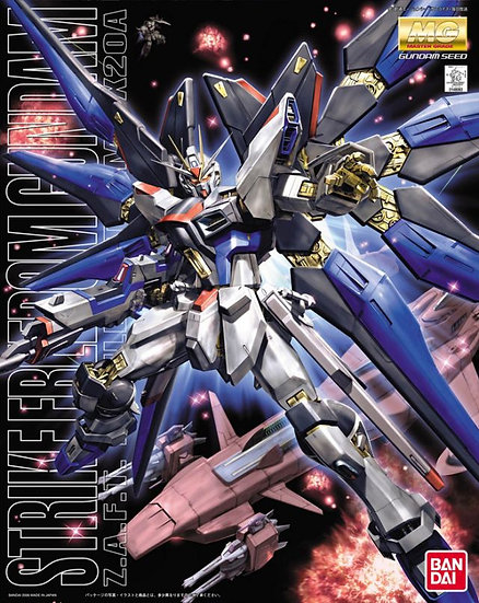 Gundam Strike Freedom 1/100 Banda MG