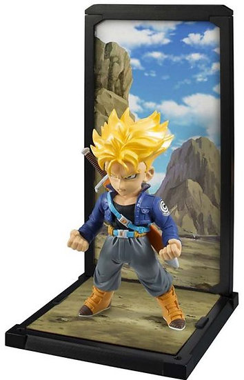 Super Saiyan Trunks Bandai Tamashii Buddies