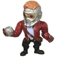 Stard Lord Guardianes de la Galaxia Jada Toys 13 cm , 100% metal